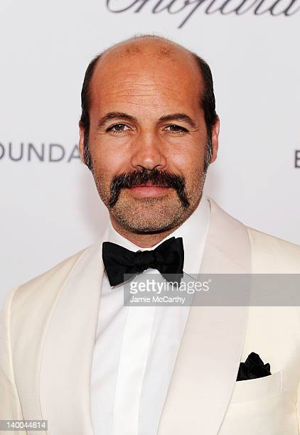 Actor Billy Zane arrives at the 20th Annual Elton John AIDS Foundation Academy Awards Viewing Party at The City of West Hollywood Park on February 26...