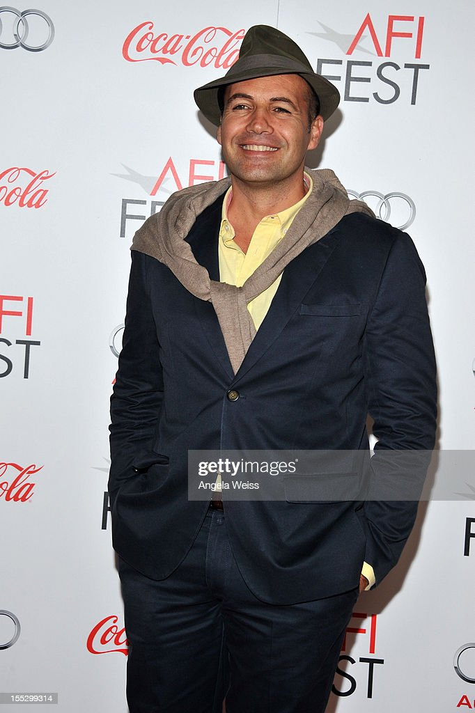 Actor <a gi-track='captionPersonalityLinkClicked' href=/galleries/search?phrase=Billy+Zane&family=editorial&specificpeople=211418 ng-click='$event.stopPropagation()'>Billy Zane</a> arrives at the 'Los Angeles Times Young Hollywood' Panel during 2012 AFI Fest 2012 presented by Audi at Grauman's Chinese Theatre on November 2, 2012 in Hollywood, California.