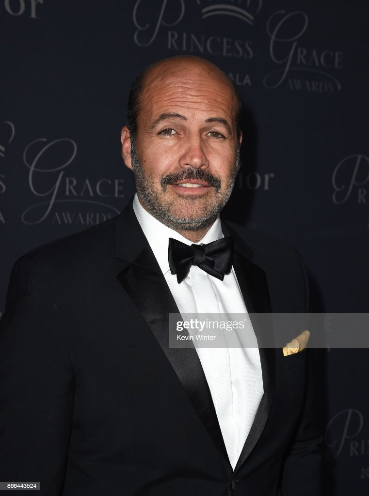 Actor Billy Zane attends 2017 Princess Grace Awards Gala at The Beverly Hilton Hotel on October 25, 2017 in Beverly Hills, California.
