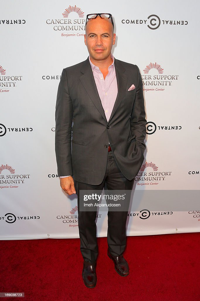 Actor <a gi-track='captionPersonalityLinkClicked' href=/galleries/search?phrase=Billy+Zane&family=editorial&specificpeople=211418 ng-click='$event.stopPropagation()'>Billy Zane</a> attends A Night of Fresh Comedy and Art celebrating Gilda Radner's legacy at Museum of Flying on May 18, 2013 in Santa Monica, California.