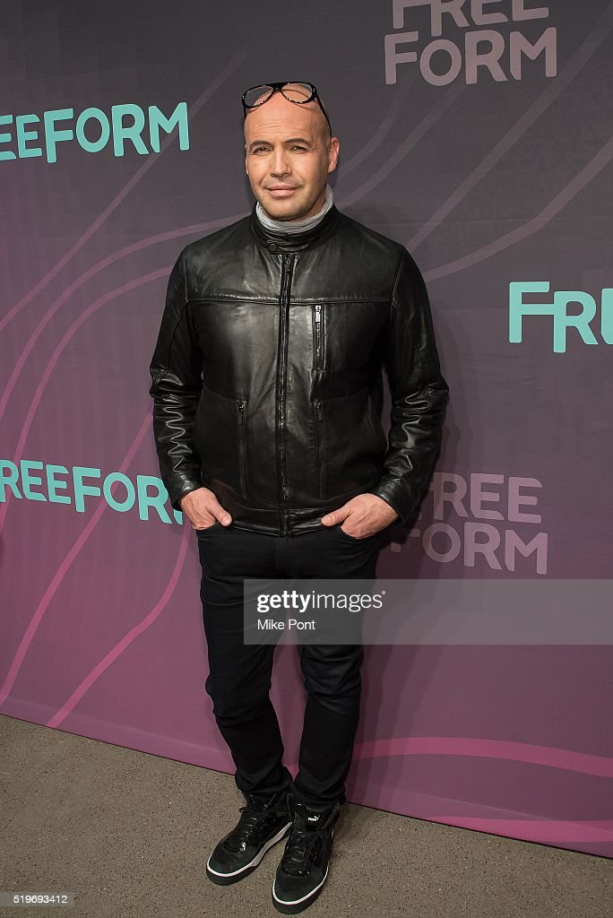 Actor Billy Zane attends the 2016 Freeform Upfront at Spring Studios on April 7, 2016 in New York City.