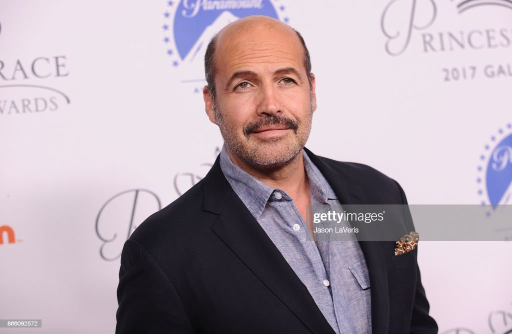 Actor Billy Zane attends the 2017 Princess Grace Awards gala kick off event at Paramount Pictures on October 24, 2017 in Los Angeles, California.