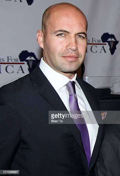 Actor Billy Zane attends the African First Ladies Health Summit at The Beverly Hilton on April 16 2009 in Beverly Hills California