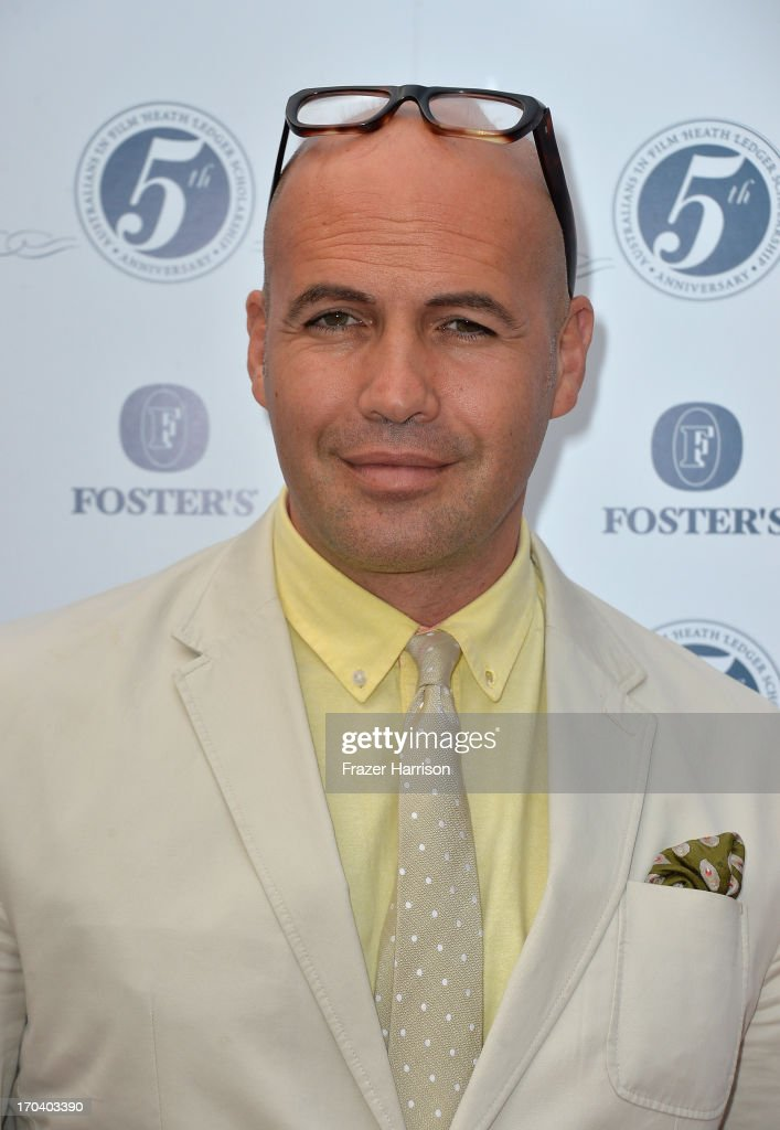 Actor Billy Zane attends the Australians In Film and Heath Ledger Scholarship Host 5th Anniversary Benefit Dinner on June 12, 2013 in Los Angeles, California.