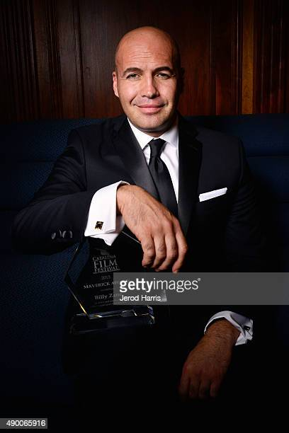 Actor Billy Zane attends the Catalina Film Festival on September 25 2015 in Avalon California