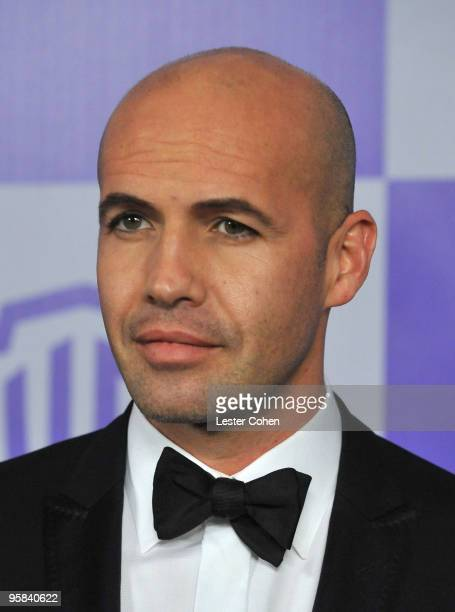 Actor Billy Zane attends the InStyle and Warner Bros 67th Annual Golden Globes post party held at the Oasis Courtyard at The Beverly Hilton Hotel on...