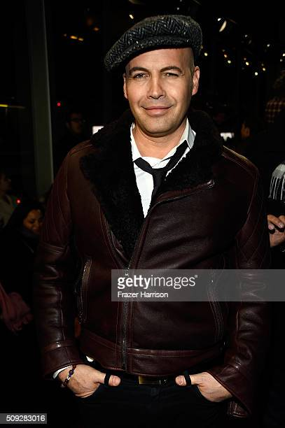 Actor Billy Zane attends the 'Zoolander No 2' World Premiere at Alice Tully Hall on February 9 2016 in New York City
