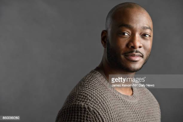 Actor BJ Britt photographed for New York Daily News on Tuesday January 10 2017 in New York Actor BJ Britt is photographed for NY Daily News on...