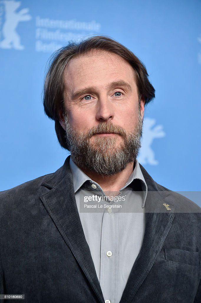 Actor Bjarne Maedel attends the '24 Wochen' photo call during the 66th Berlinale International Film Festival Berlin at Grand Hyatt Hotel on February 14, 2016 in Berlin, Germany.