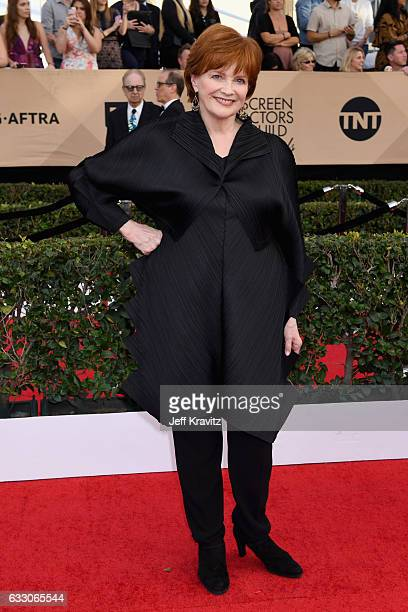 Actor Blair Brown attends the 23rd Annual Screen Actors Guild Awards at The Shrine Expo Hall on January 29 2017 in Los Angeles California