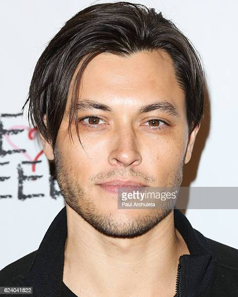 Actor Blair Redford attends the premiere of 'Love Is All You Need' at ArcLight Hollywood on November 15 2016 in Hollywood California