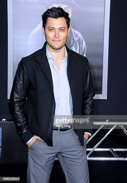 Actor Blair Redford attends the Premiere Of Warner Bros Pictures' 'Creed' at the Regency Village Theatre on November 19 2015 in Westwood California