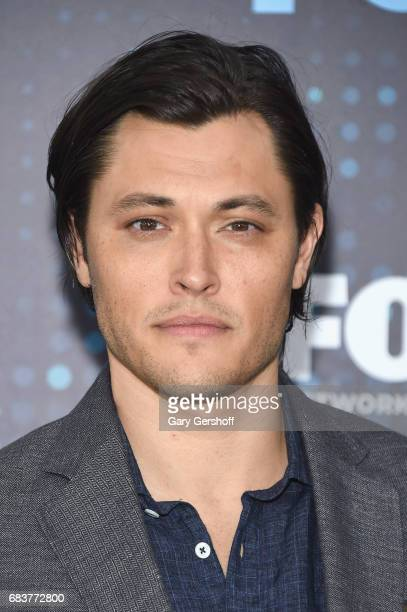 Actor Blair Redford of the show 'The Gifted' attends the FOX Upfront on May 15 2017 in New York City