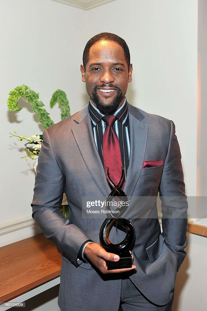 Actor <a gi-track='captionPersonalityLinkClicked' href=/galleries/search?phrase=Blair+Underwood&family=editorial&specificpeople=215367 ng-click='$event.stopPropagation()'>Blair Underwood</a> appears at the 2013 Bronner Bros. ICON Awards Presented By Clairol - Backstage on February 18, 2013 in Atlanta, United States.