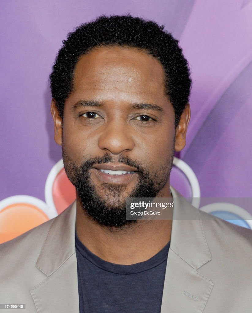 Actor Blair Underwood arrives at the 2013 NBC Television Critics Association's Summer Press Tour at The Beverly Hilton Hotel on July 27, 2013 in Beverly Hills, California.