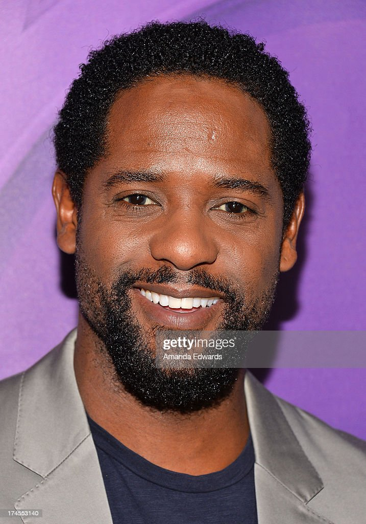 Actor Blair Underwood arrives at the 2013 Television Critics Association's Summer Press Tour - NBC Party at The Beverly Hilton Hotel on July 27, 2013 in Beverly Hills, California.