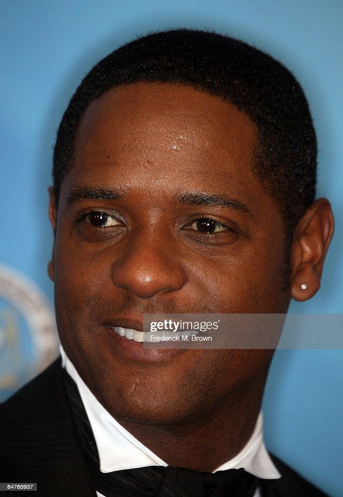 Actor Blair Underwood arrives at the 40th NAACP Image Awards held at the Shrine Auditorium on February 12, 2009 in Los Angeles, California.