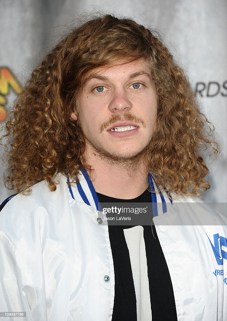 Actor <a gi-track='captionPersonalityLinkClicked' href=/galleries/search?phrase=Blake+Anderson+-+Comedian&family=editorial&specificpeople=7124992 ng-click='$event.stopPropagation()'>Blake Anderson</a> attends Spike TV's 2011 Scream Awards at Gibson Amphitheatre on October 15, 2011 in Universal City, California.