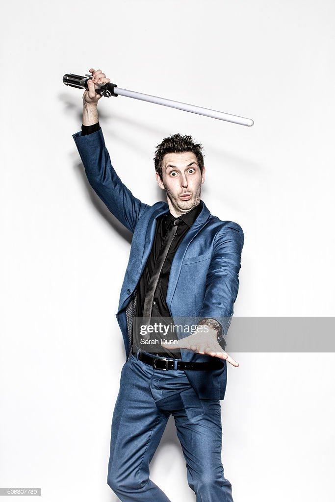Actor <a gi-track='captionPersonalityLinkClicked' href=/galleries/search?phrase=Blake+Harrison&family=editorial&specificpeople=5800049 ng-click='$event.stopPropagation()'>Blake Harrison</a> is photographed for Empire magazine on March 29, 2015 in London, England.