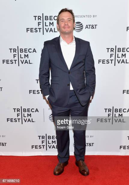 Actor Blake Heron attends the 'A Thousand Junkies' Premiere during 2017 Tribeca Film Festival at Cinepolis Chelsea on April 22 2017 in New York City