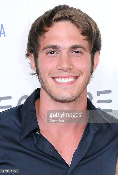 Actor Blake Jenner arrives at the 6th Annual Thirst Gala at the Beverly Hilton Hotel on June 30 2015 in Beverly Hills California