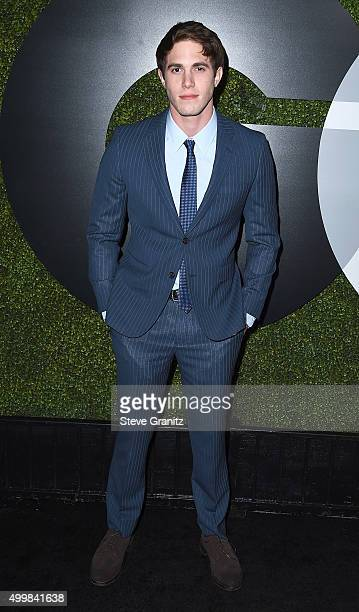 Actor Blake Jenner attends the GQ 20th Anniversary Men Of The Year Party at Chateau Marmont on December 3 2015 in Los Angeles California