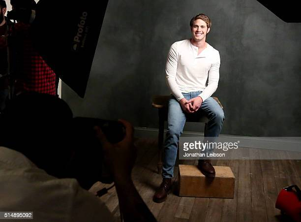 Actor Blake Jenner attends The Samsung Studio at SXSW 2016 on March 11 2016 in Austin Texas