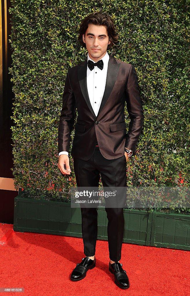 2015 Creative Arts Emmy Awards - Arrivals