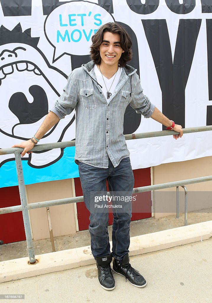 Actor <a gi-track='captionPersonalityLinkClicked' href=/galleries/search?phrase=Blake+Michael&family=editorial&specificpeople=7226739 ng-click='$event.stopPropagation()'>Blake Michael</a> attends The WAT-AAH! Foundation's 3rd annual Move Your Body 2013 event on May 1, 2013 in Los Angeles, California.