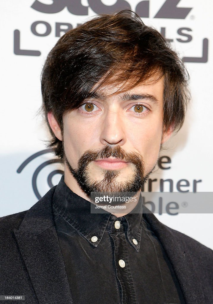 Actor Blake Ritson of the show 'Da Vinci's Demons' attends the Starz Sleep No More Event at The McKittrick Hotel on October 10, 2013 in New York City.