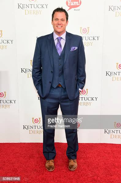 Actor Bob Guiney attends the 142nd Kentucky Derby at Churchill Downs on May 07 2016 in Louisville Kentucky