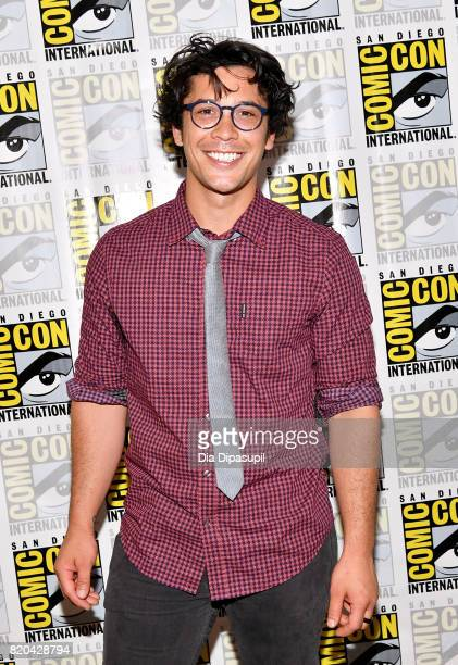 Actor Bob Morley at 'The 100' Press Line during ComicCon International 2017 at Hilton Bayfront on July 21 2017 in San Diego California