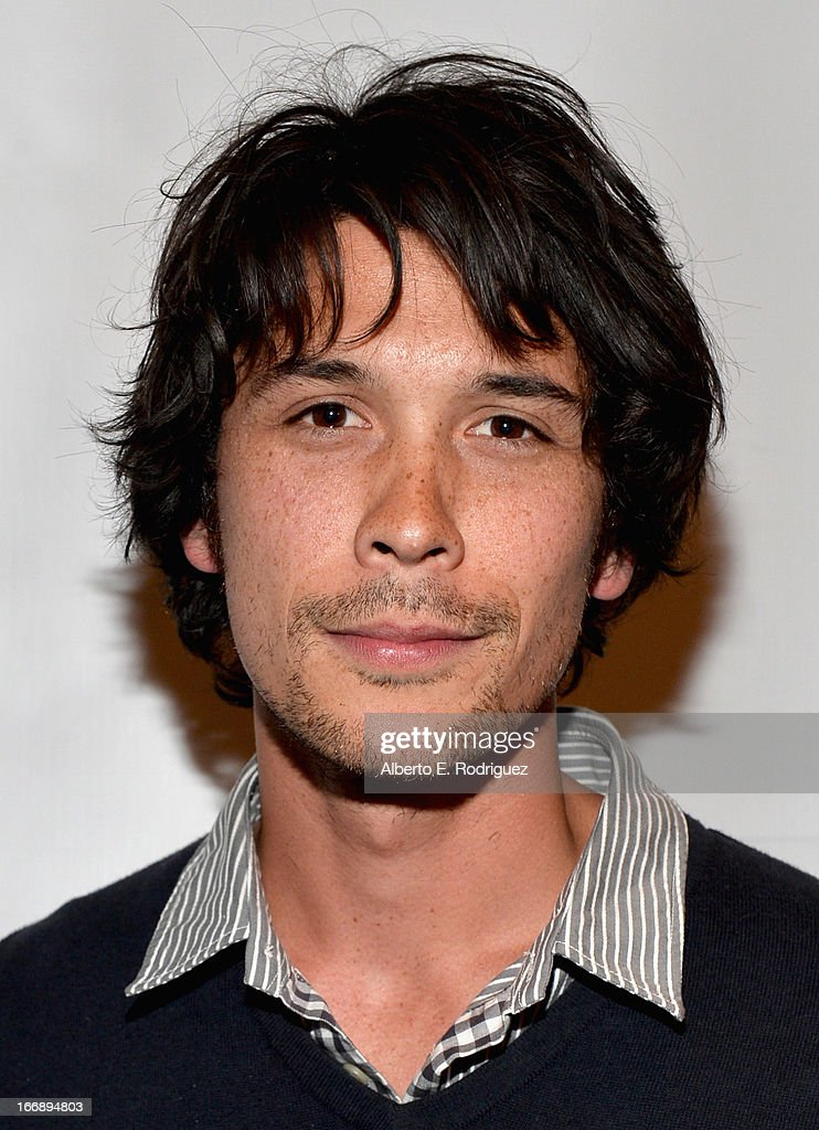 Actor Bob Morley attends Australians In Film's screening of Revival Film Company's 'Blinder' at Los Angeles Film School on April 17, 2013 in Los Angeles, California.