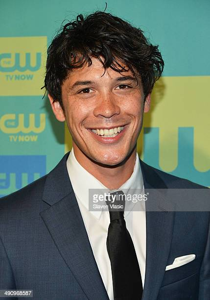 Actor Bob Morley attends the CW Network's New York 2014 Upfront Presentation at The London Hotel on May 15 2014 in New York City