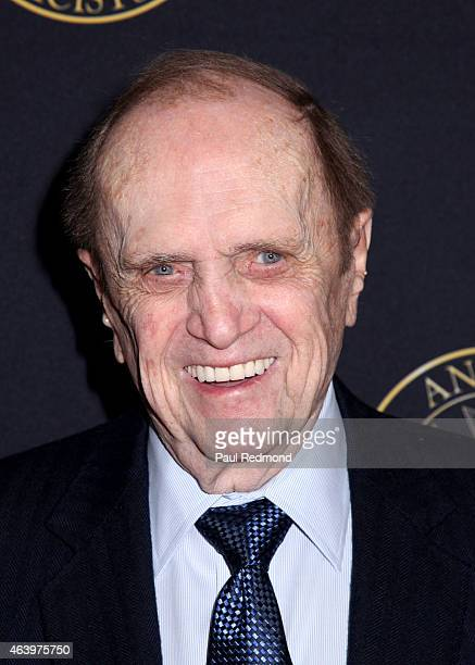 Actor Bob Newhart arrives at the 52nd Annual ICG Publicists Awards Luncheon at The Beverly Hilton Hotel on February 20 2015 in Beverly Hills...