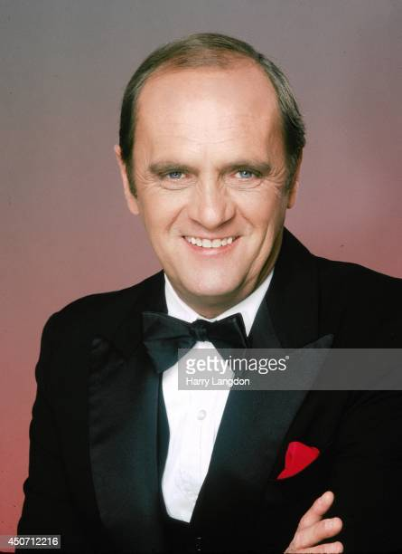 Actor Bob Newhart poses for a portrait in 1982 in Los Angeles California