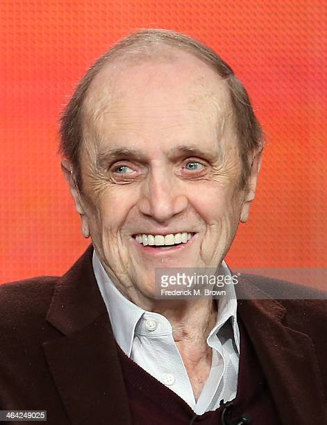 Actor Bob Newhart speaks onstage during the 'Pioneers of Television Season 4 'Acting Funny' 'Breaking Barriers' 'Doctors and Nurses' and 'Standup to...