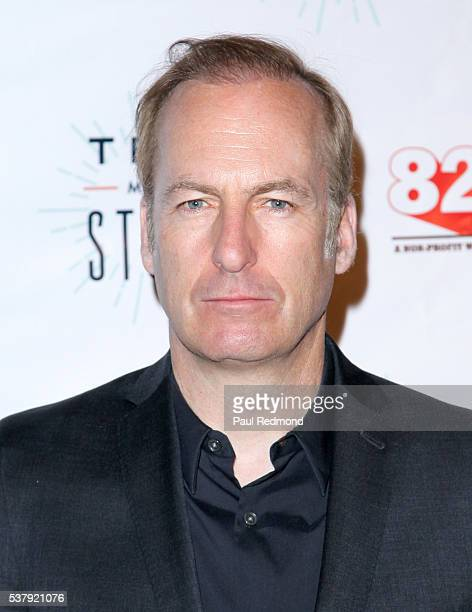 Actor Bob Odenkirk arrives at 826LA's Tell Me A Story at The Wiltern on June 2 2016 in Los Angeles California