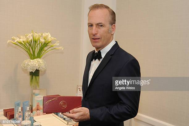 Actor Bob Odenkirk attends the Backstage Creations Celebrity Retreat at The 2016 Writers Guild West Awards at the Hyatt Regency Century Plaza on...