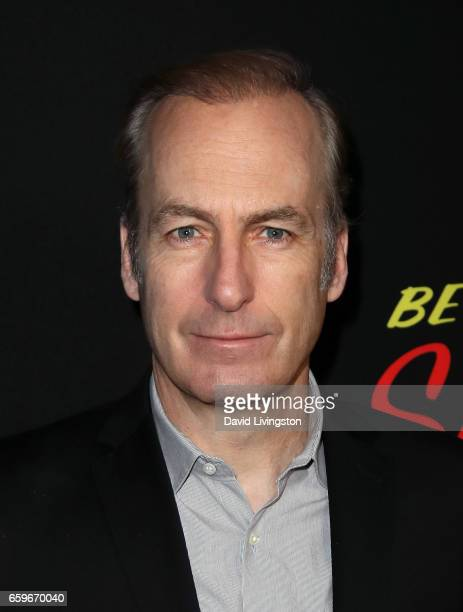 Actor Bob Odenkirk attends the premiere of AMC's 'Better Call Saul' Season 3 at Arclight Cinemas Culver City on March 28 2017 in Culver City...