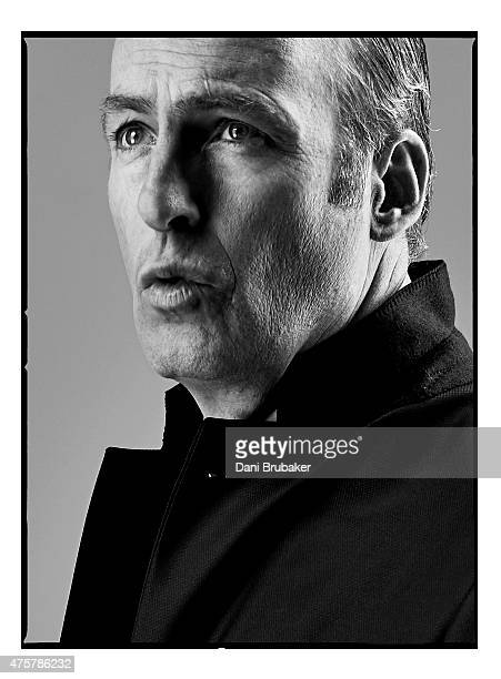 Actor Bob Odenkirk is photographed for Esquire Magazine on February 23 2015 in Los Angeles California ON DOMESTIC EMBARGO UNTIL AUGUST 1 2015 ON...