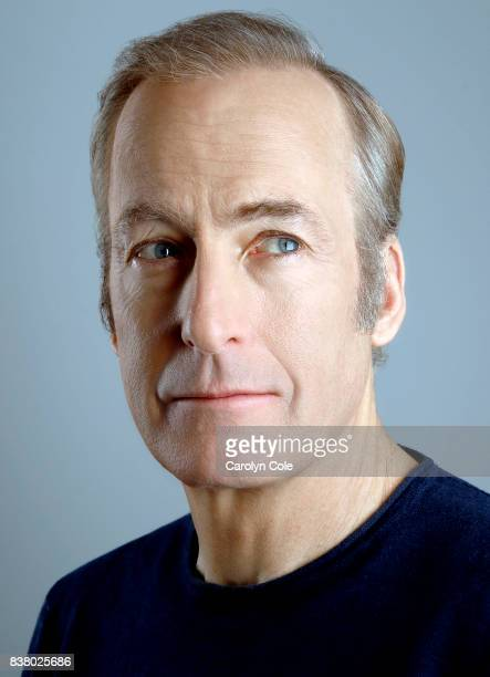 Actor Bob Odenkirk is photographed for Los Angeles Times on April 20 2017 in New York City PUBLISHED IMAGE CREDIT MUST READ Carolyn Cole/Los Angeles...