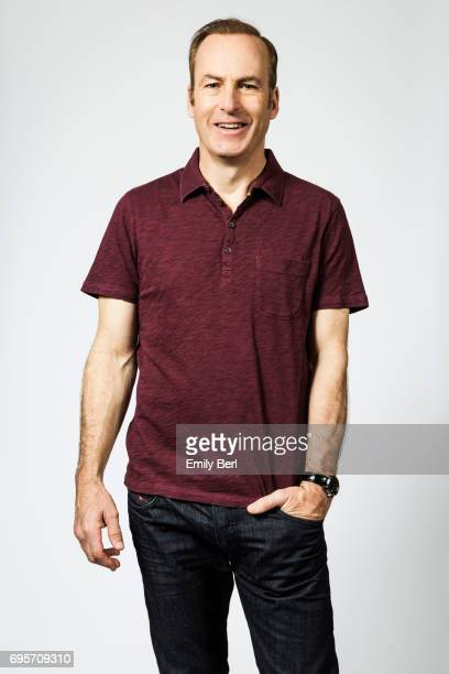 Actor Bob Odenkirk is photographed for New York Times on February 12 2017 in Los Angeles California