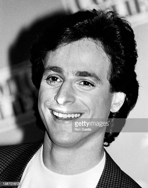 Actor Bob Saget attends Comic Relief '90 Benefit on May 12 1990 at Radio City Music Hall in New York City