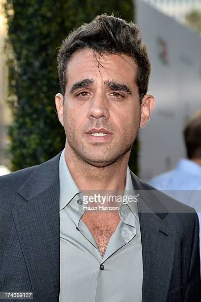Actor Bobby Cannavale arrives at the premiere of 'Blue Jasmine' hosted by AFI Sony Picture Classics at AMPAS Samuel Goldwyn Theater on July 24 2013...