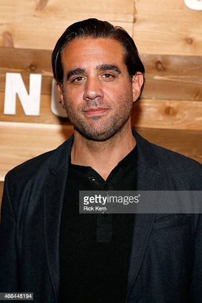 Actor Bobby Cannavale attends an intimate cocktail party for cast of RADiUS' 'Adult Beginners' hosted by Samsung and InStyle at SXSW on March 15 2015...