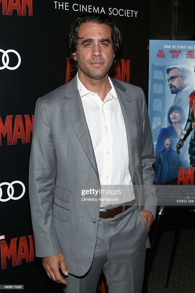 Actor Bobby Cannavale attends Marvel's screening of 'Ant-Man' hosted by The Cinema Society and Audi at SVA Theater on July 13, 2015 in New York City.