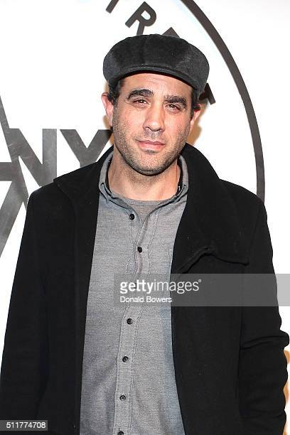 Actor Bobby Cannavale attends Samsung 837 Launch with Florence The Machine at Samsung 837 in Meatpacking District on February 22 2016 in New York City