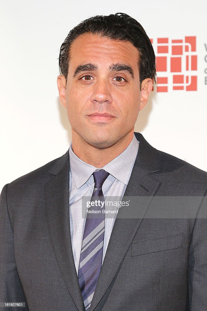 Actor <a gi-track='captionPersonalityLinkClicked' href=/galleries/search?phrase=Bobby+Cannavale&family=editorial&specificpeople=211166 ng-click='$event.stopPropagation()'>Bobby Cannavale</a> attends the 65th annual Writers Guild East Coast Awards at B.B. King Blues Club & Grill on February 17, 2013 in New York City.