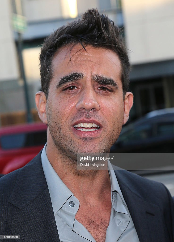 Actor <a gi-track='captionPersonalityLinkClicked' href=/galleries/search?phrase=Bobby+Cannavale&family=editorial&specificpeople=211166 ng-click='$event.stopPropagation()'>Bobby Cannavale</a> attends the premiere of 'Blue Jasmine' hosted by the AFI & Sony Picture Classics at the AMPAS Samuel Goldwyn Theater on July 24, 2013 in Beverly Hills, California.